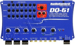 Audiocontrol DQ-61 BLUE