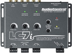 Audiocontrol LC7i GREY