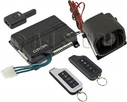 clifford 320.3x 2-way security system