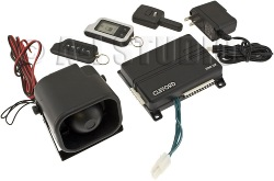 clifford 330.3x 2-way security system