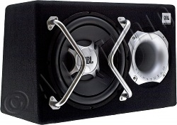 jbl gt basspro12 12 powered enclosure car subwoofers. Black Bedroom Furniture Sets. Home Design Ideas