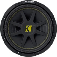 "kicker 10 c15 4-ohm 15"" comp series subwoofer"