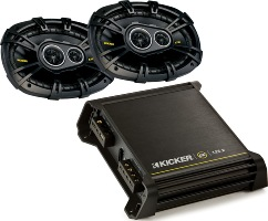 Kicker 11DX125.2+40CS6934