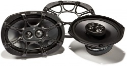 "kicker 11 ks693 6""x9"" 3-way car speakers"