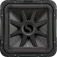 "kicker l7r124 (45l7r124) 12"" l7r car subwoofer"