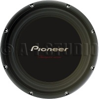 "pioneer ts-w309s4 12"" car subwoofer"