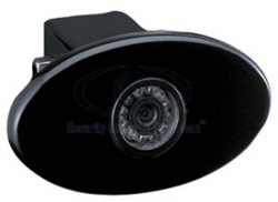 power acoustik phitch-5b backup camera with nv black